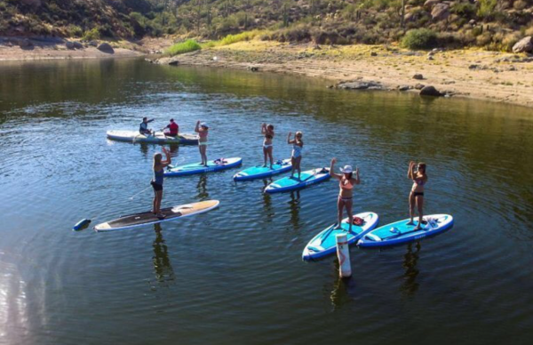 paddle board rental